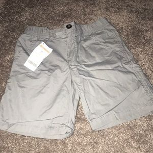 BRAND NEW with tags Boys gray 4T shorts.